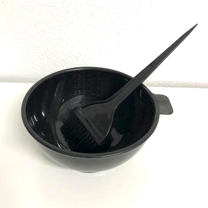 Conjunto Taça com Trincha 650ml