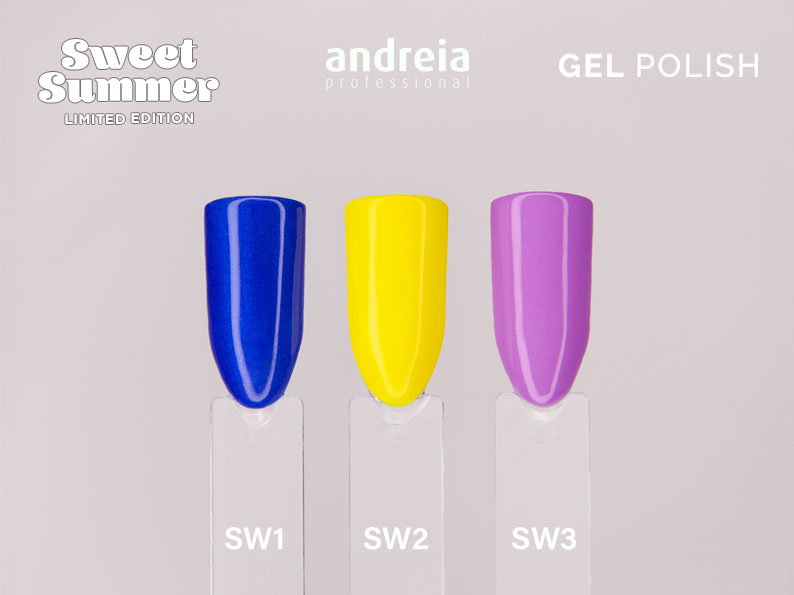 """Coleção de 6 Cores Andreia """"Sweet Summer"""" + """"Fresh Summer"""""""
