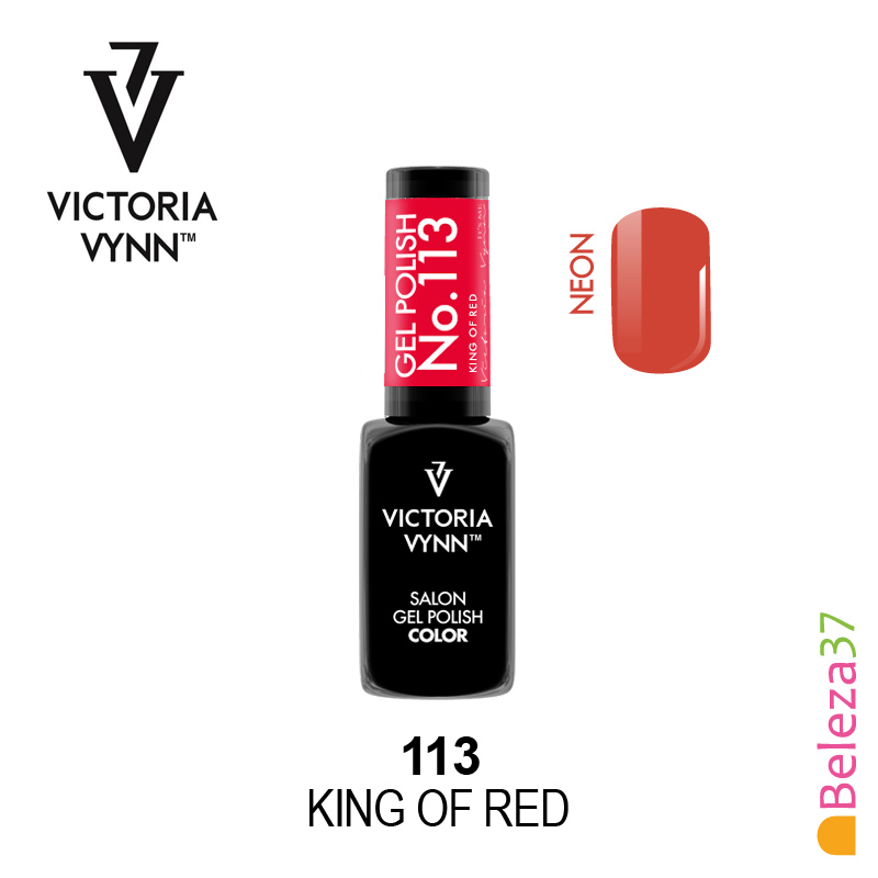 Victoria Vynn 113 – King of Red