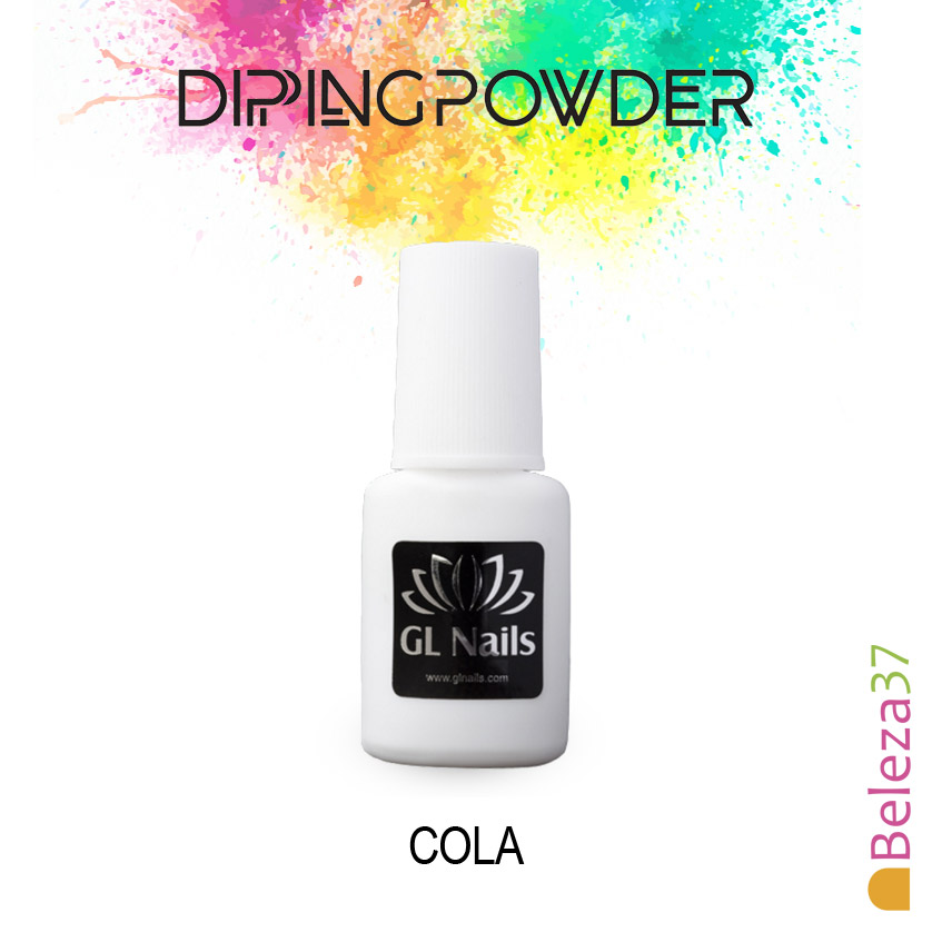 Cola para Técnica Dipping GL Nails 7,5ml