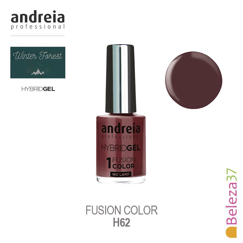 HYBRID GEL ANDREIA – Fusion Color - H62 (Rosa tijolo)