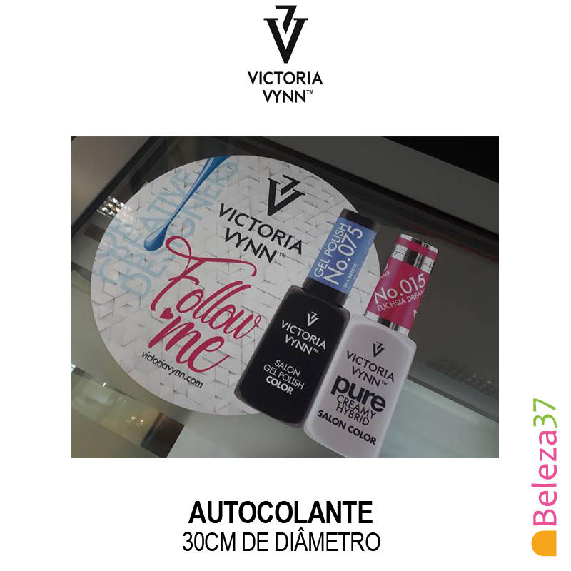 Autocolante Victoria Vynn de 30cm