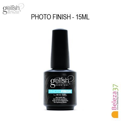 Photo Finish 15ml - Top Coat para Gel ou Acrílico