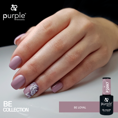 Verniz Gel PURPLE P2097 – Be Loyal