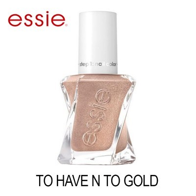 Essie Gel Couture 1045 - To Have & To Gold