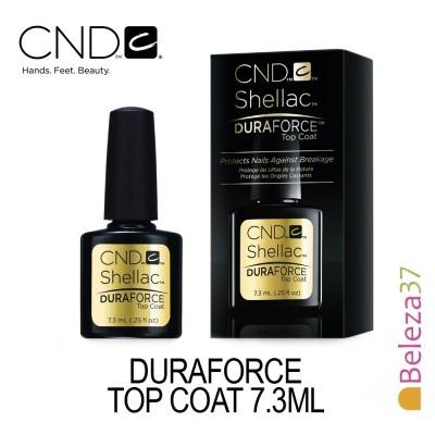 CND SHELLAC Duraforce Top Coat 7,3ml