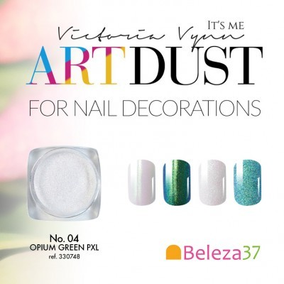 Art Dust Victoria Vynn 04 - OPIUM GREEN PXL