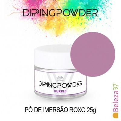 Dipping Powder Purple 25g (Pó de Imersão Roxo)