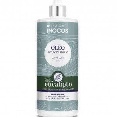 Óleo Hidratante Pós Depilatório Inocos - Eucalipto 500ml