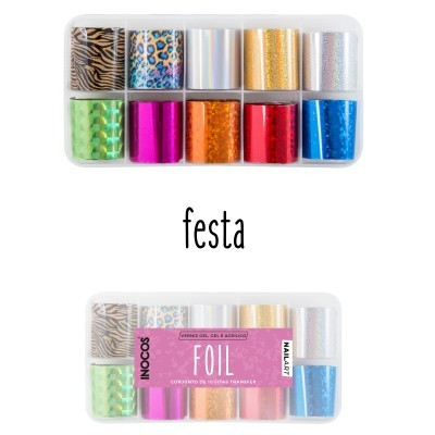Foil Inocos n.º 1 - FESTA