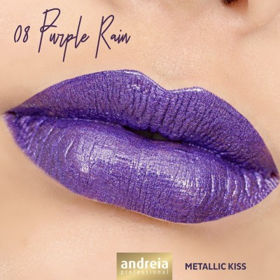 Andreia Lips 2 - METALLIC KISS