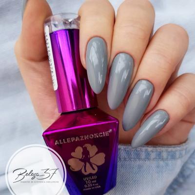 Verniz Gel Molly Lac – Glamour Women 006 – Luxury Grey