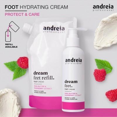 Dream Feet Andreia - Creme de pés