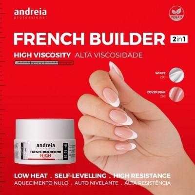 French Builder Gel Andreia High Viscosity
