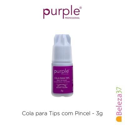 Cola Purple para Tips  3g