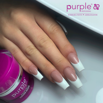 Gel Construtor Purple Gel Cover Nude 15g
