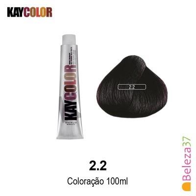 KayColor Coloração 100ml - Cor 2.2