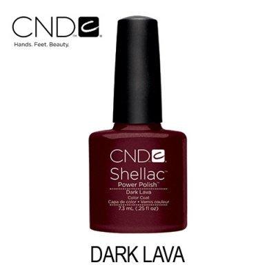 CND Shellac – Dark Lava