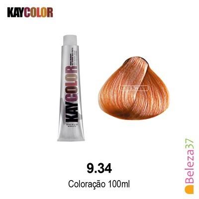 KayColor Coloração 100ml - Cor 9.34