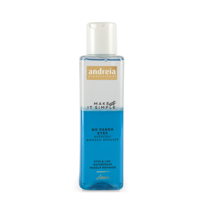 Andreia Essentials - NO PANDA EYES - Everyday Biphasic Remover