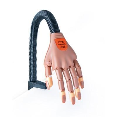 Mão de Treino Articulada com apoio de mesa + Oferta de 100 tips