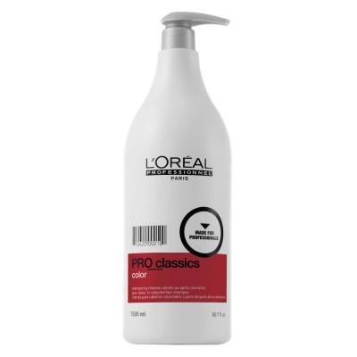 Champô L'Oréal Pro Classics Color 1500ml