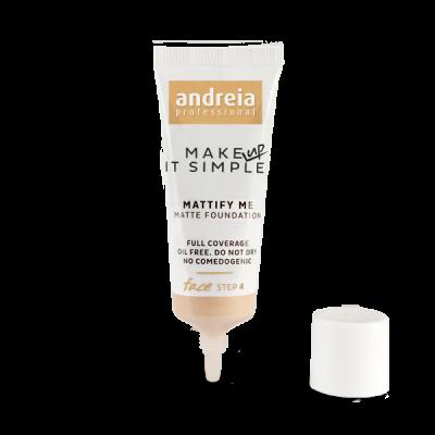 Andreia Face 4 - MATIFFY ME