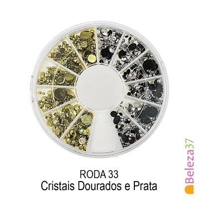 RODA 33 – Cristais Dourados e Prata