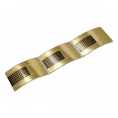 Moldes de Unhas Gel Forma Quadrada BIFULL - 100 unidades
