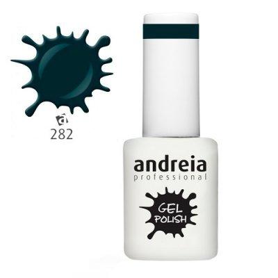 Verniz Gel Andreia 282 (Verde Escuro)