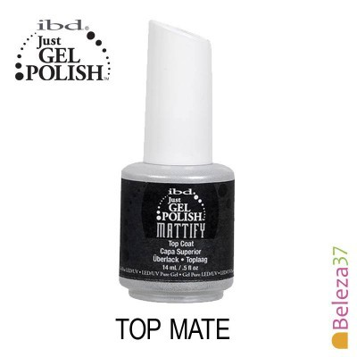 IBD 56826 – Mattify Top Coat (Top Mate)