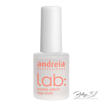lab: matte effect top coat andreia