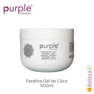 Parafina Gel de Côco Purple 500ml
