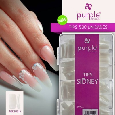 PURPLE – Tips Sidney (500 unidades)
