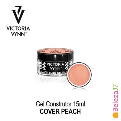 Gel Construtor Victoria Vynn 05 - Cover Peach 15ml