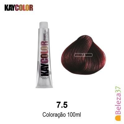 KayColor Coloração 100ml - Cor 7.5