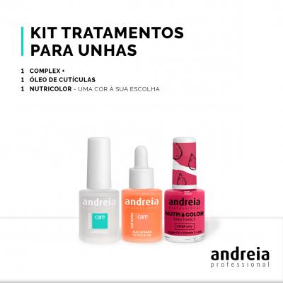 Kit Tratamento para Unhas