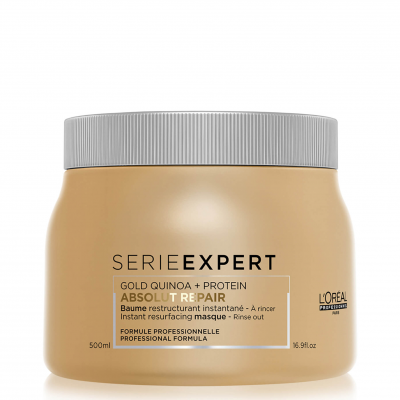 Máscara de cabelo L'Oréal Professionnel Serie Expert Absolut Repair Lipidium 500ml