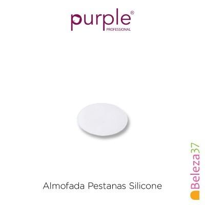 Almofada de Pestanas em Silicone Purple