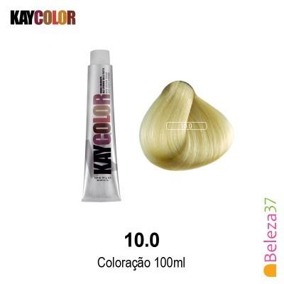 KayColor Coloração 100ml - Cor 10.0