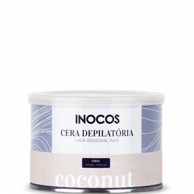 Cera Inocos Côco - Lata 400ml