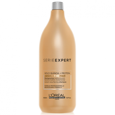 Champô L'Oréal Absolut Repair Gold 1500ml