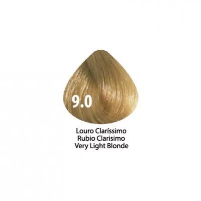 Tinta Violet Keratin Trendy 9.0 - 100ml - LOURO CLARÍSSIMO