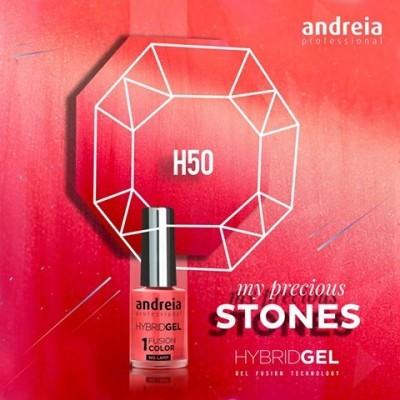 Hybrid Gel Andreia – Fusion Color H50