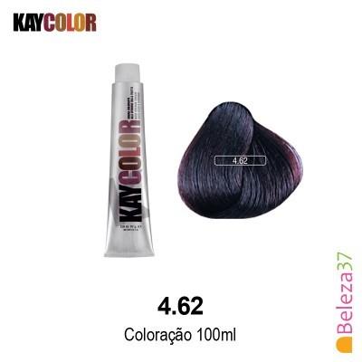 KayColor Coloração 100ml - Cor 4.62