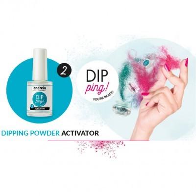 Dipping Powder Andreia - Activator 14ml