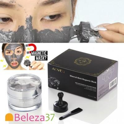 Máscara Magnética Anti-idade 50ml (Kit 3 peças)