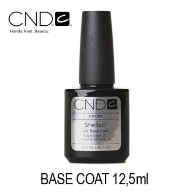 CND Shellac — BASE COAT 12,5ml
