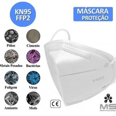 Máscara Facial KN95 - FFP2