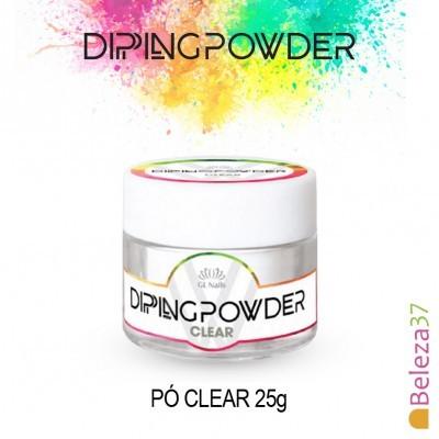 Dipping Powder Clear 25g (Pó de Imersão Transparente)
